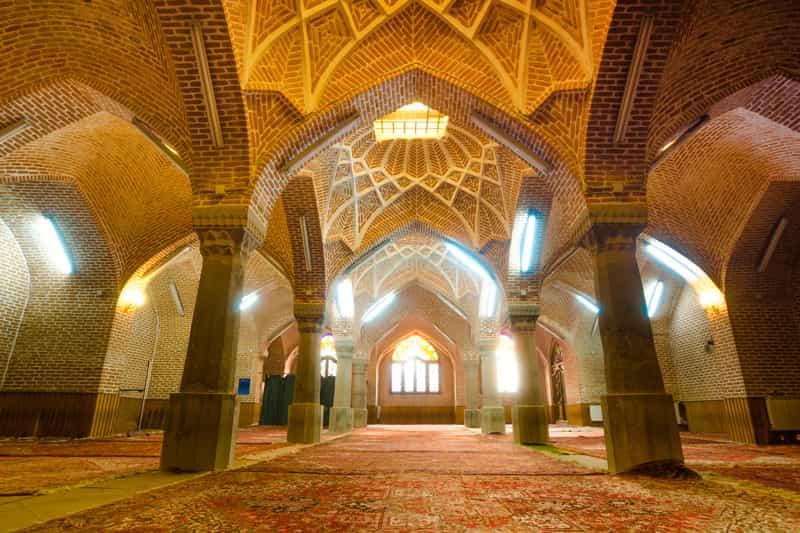 moschea venerdì Tabriz