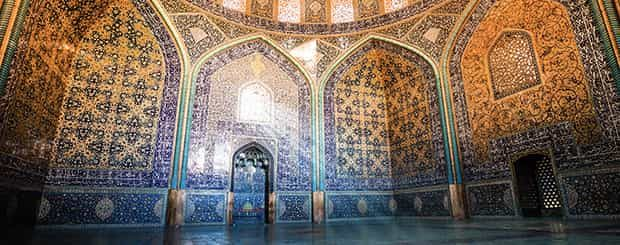 iran storia in breve