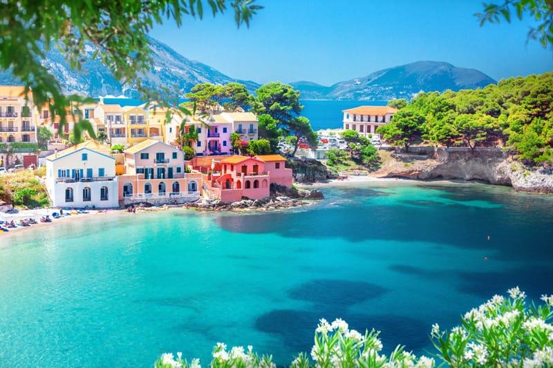 Cefalonia - isole greche più belle