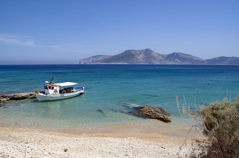 Koufonissi Cicladi - isole greche più belle