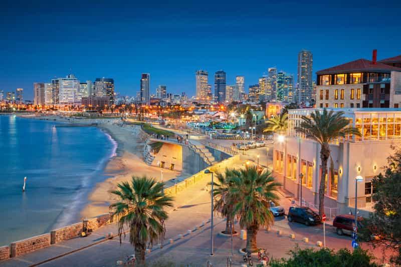 Tel Aviv - Storia di Israele