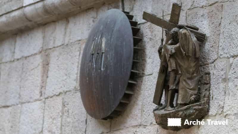 Via Dolorosa - Storia di Israele