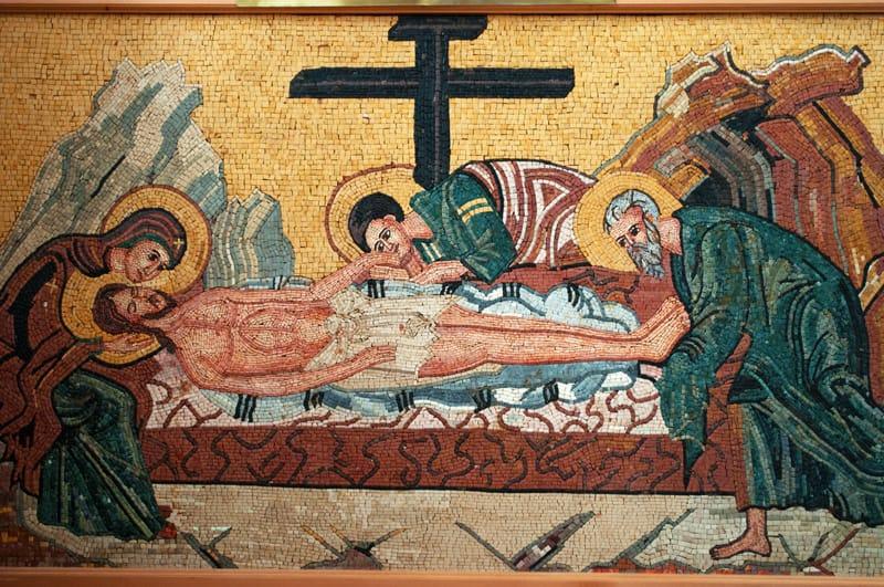 mosaici madaba