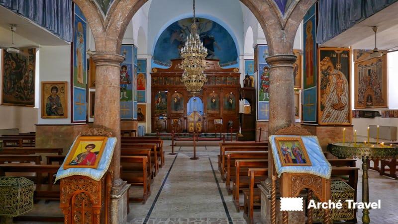 Interni Chiesa San Giogio