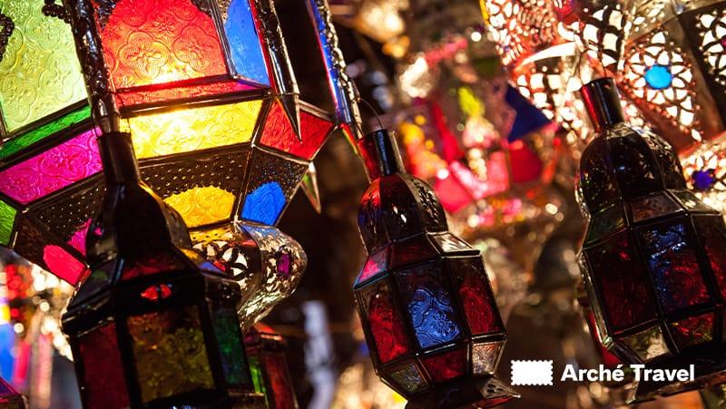 Lanterne marocchine - cosa comprare in Marocco