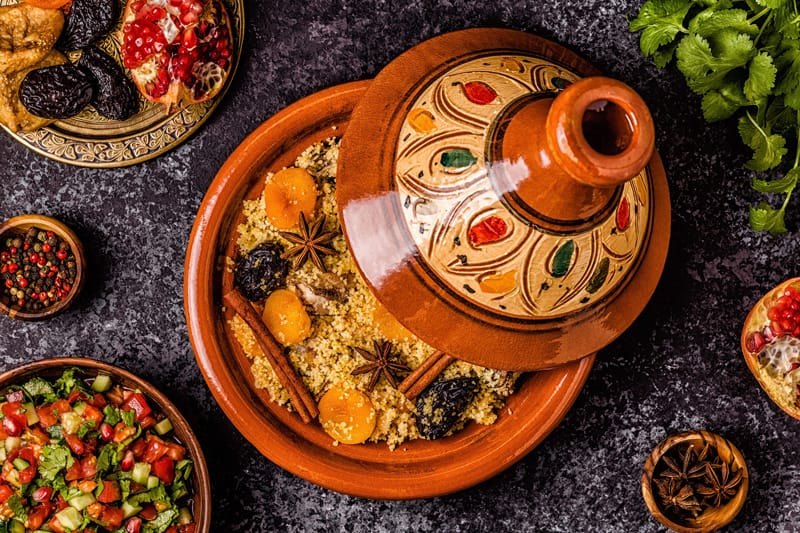 tajine marocchino
