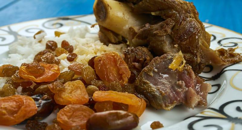 Cosa mangiare in Marocco, Mechoui
