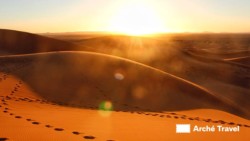 Erg Chebbi - Quando andare in Marocco