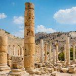 blog giordania guida di viaggio pella