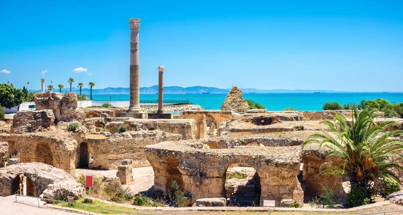 Cartagine - Storia della Tunisia