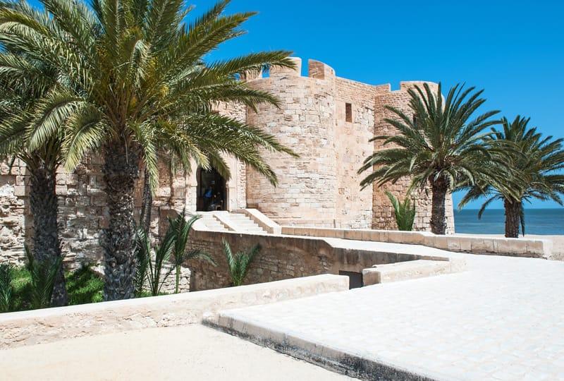 Borj el Kebir fortezza Djerba - Storia della Tunisia
