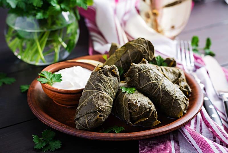 Dolma - cucina turca