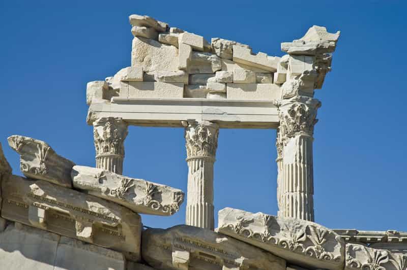 Pergamo - Storia della Turchia