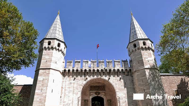 Palazzo Topkapi - Storia della Turchia