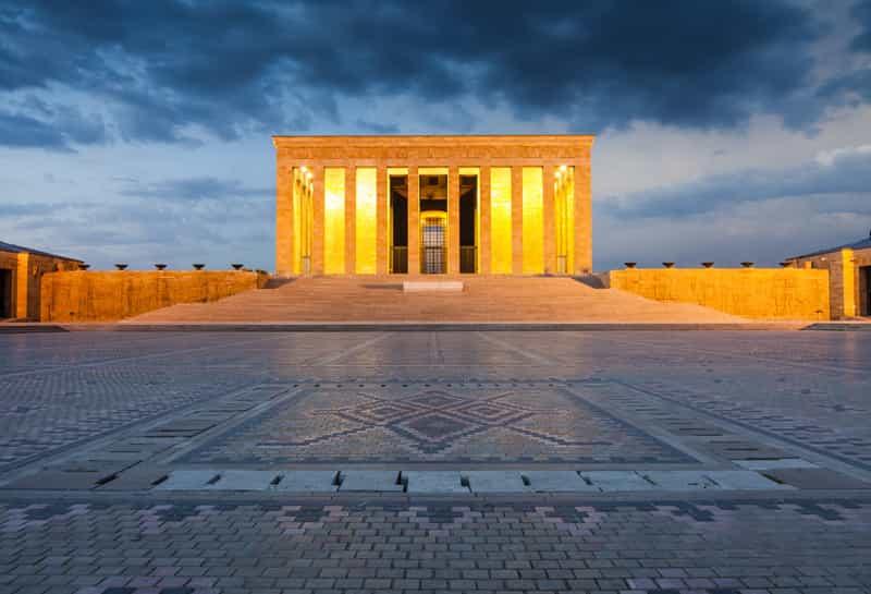 Mausoleo Atatürk - Ankara