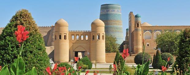 Uzbekistan quando andare