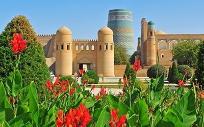 blog uzebkistan guida quando andare