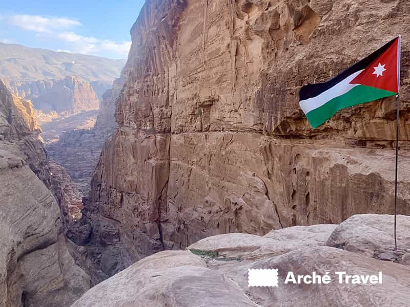 Viaggiare sicuri giordania