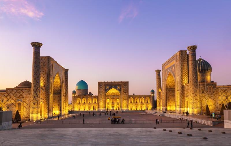 viaggiare sicuri Uzbekistan