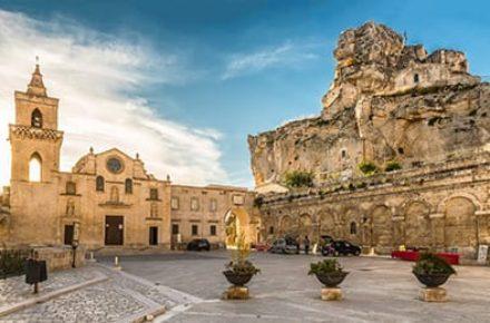 tour basilicata matera