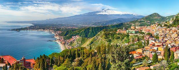 Fly & Drive Sicilia Orientale | Arché Travel Tour Operator