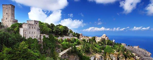 Tour Sicilia Occidentale in auto