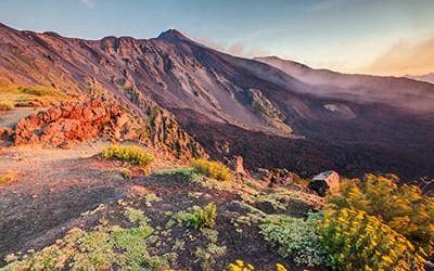 Trekking Tour Sicilia Etna e Isole Eolie