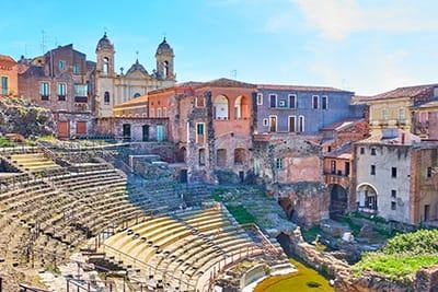 Scenari Catania - Tour Sicilia 7 giorni da Catania