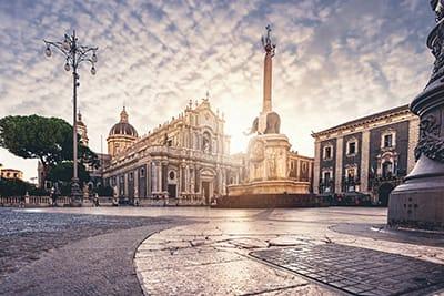 Piazza Duomo Catania