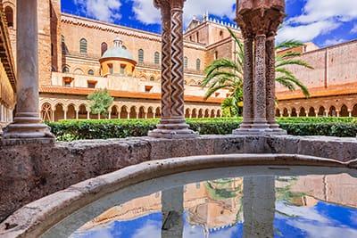 Cattedrale Monreale - Gran Tour Sicilia da Palermo