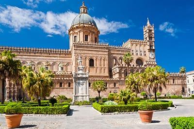 Cattedrale Palermo - Tour Sicilia Viaggio Organizzato