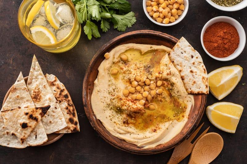 hummus - cucina israeliana
