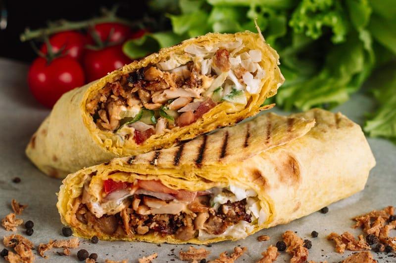 Cibo israeliano, Shawarma
