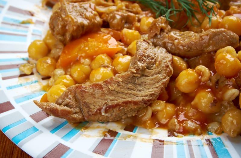 Cucina israeliana, Cholent