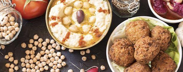 Cosa mangiare Israele cucina israeliana