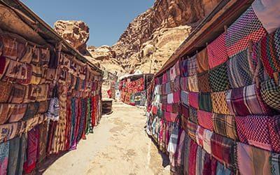 Blog Giordania cosa comprare