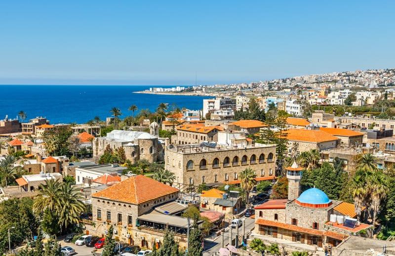 Byblos - Quando andare in Libano