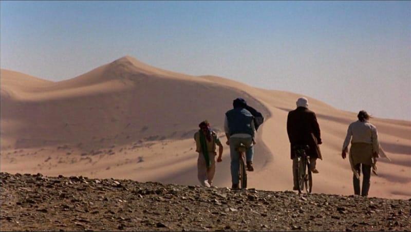 Marrakech Express - Cinema Marocco - Film girati in Marocco