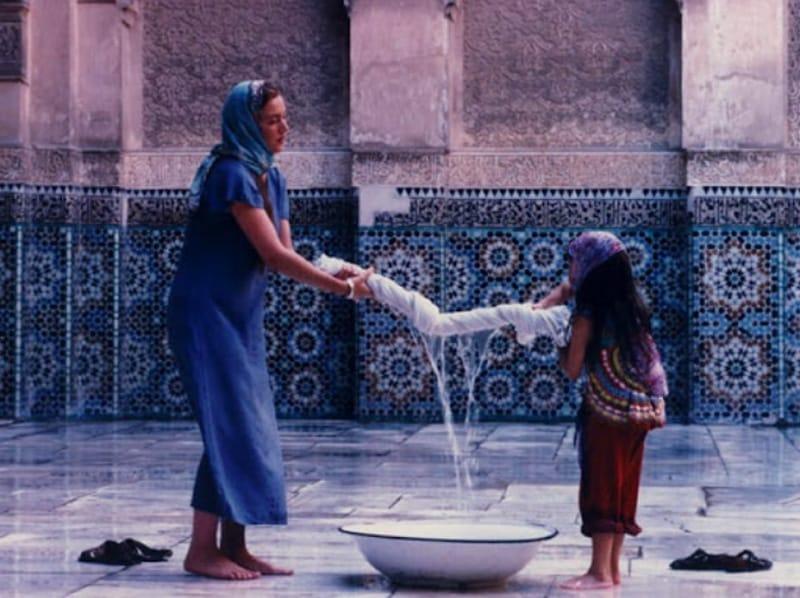 Un Treno per Marrakech - Cinema Marocco
