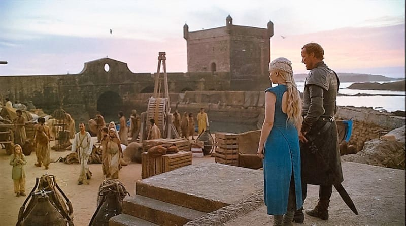 Game of Thrones Marocco