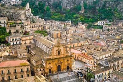 Modica Tour Sicilia 7 giorni