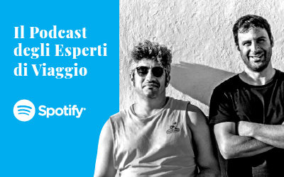 podcast spotify arche travel