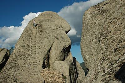 Rocce Castelmezzano - Tour Basilicata 7 giorni