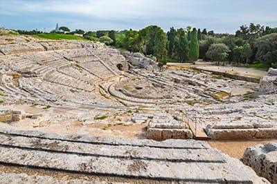 Antica Neapolis Siracusa Tour Sicilia da palermo