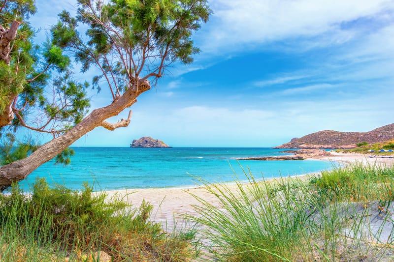 xerokampos spiagge migliori Creta