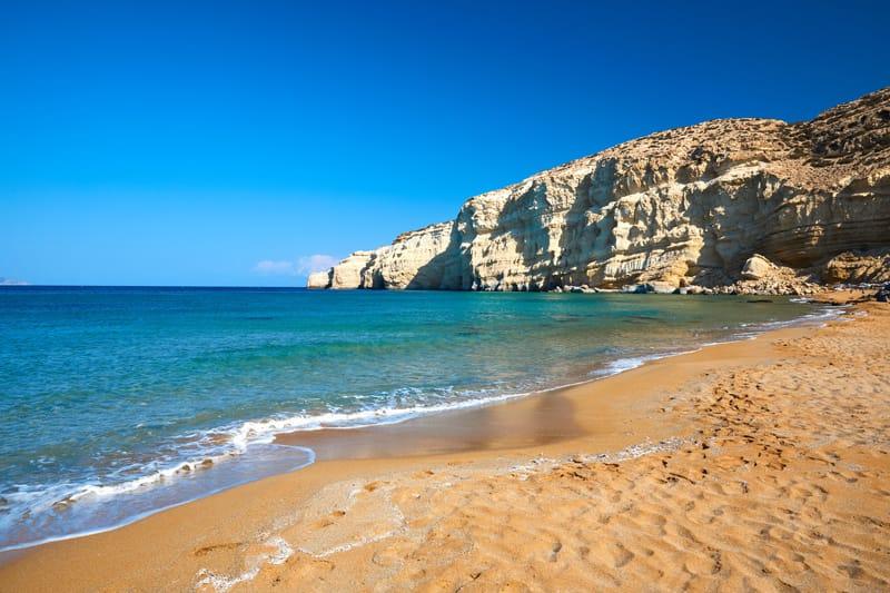 Matala migliori spiagge Creta