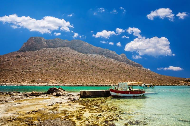 Stavros spiaggia di Zorbas Creta