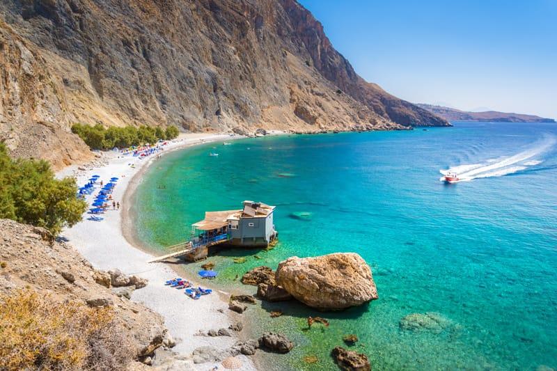 Glyka Nera Creta spiagge più belle