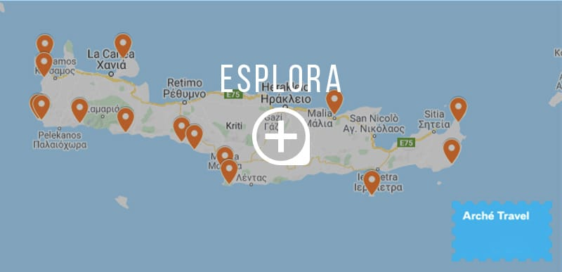 Cartina Creta.Le 15 Spiagge Piu Belle Di Creta Guida 2021 Arche Travel