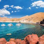 blog grecia santorini spiagge